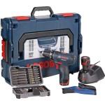 Bosch Akkubohrschrauber-Set GSR 10,8-2-LI - test